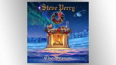 """Listen to ex-Journey singer Steve Perry's smooth, soulful rendition of """"Winter Wonderland"""""""