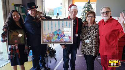 Winter Wonderland at the San Antonio Children's Shelter