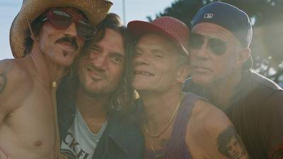 Red Hot Chili Peppers announce 2022 world stadium tour