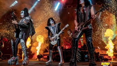 KISS Concert at AT&T Center - September 8, 2019