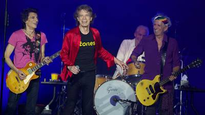 At private event, The Rolling Stones play first show without Charlie Watts