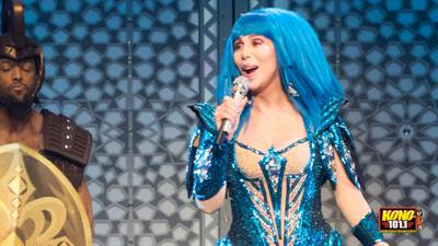 Cher at the AT&T Center - December 17, 2019